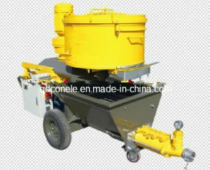 Versatile Automatic Mobile Plastering Machine (MPS55)