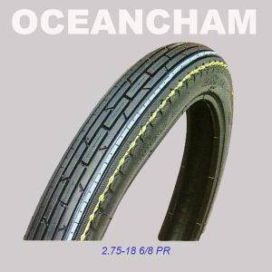 2.75-18 Tt China Manufacturer Certificate Motorcycle Tire