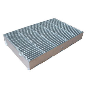 Dalvanized Steel Grating