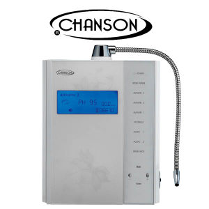 Chanson Alkaline Ionized Water Ionizer