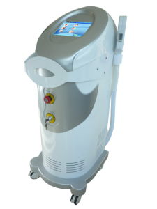 IPL+RF+Elight Hair Removal and Skin Rejuvenation Machine