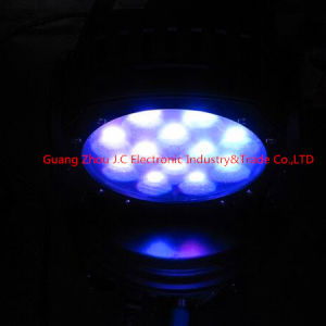 12PCS 12W RGBW 4in1 LED Moving Head Wash Zoom Light pictures & photos
