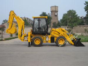 Backhoe Wheel Loader with Cummins Engine (WZ30-25) pictures & photos