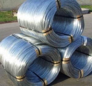Factory Supply Electro Galvanized Iron Wire pictures & photos