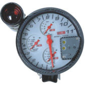 EL 4-in-1 Auto Gauge