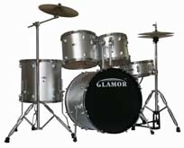 High Grade 5PCS PVC Drum Set (GHP5-1314-01)
