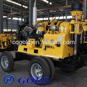 Core Sample Drilling Machine, 400m Coring Rig and Underground Drilling Rig pictures & photos