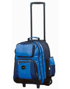 Wheeled Trolley Laptop Computer Business Travel Backpack