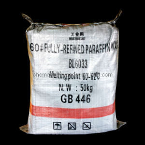 Fully-Refined Paraffin Wax 60-62 pictures & photos