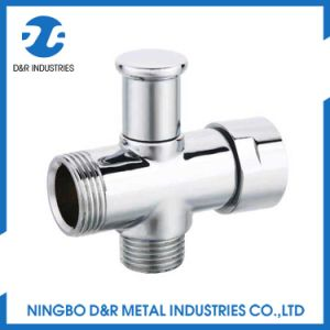 Brass Angle Valve for Kitchen Faucet pictures & photos