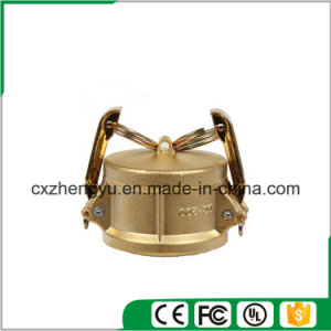 Brass Camlock Couplings/Quick Couplings (Type-DC)