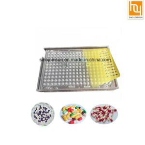 187 Holes Packing Machine of Capsule Filling Board