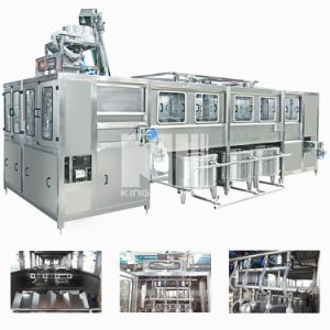 600bph 5 Gallon Bottle Mineral Water Filling Machine pictures & photos
