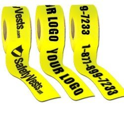 Warning Tape with The Best Quality Hot Sell in USA Barricade Tape Warn Tape pictures & photos
