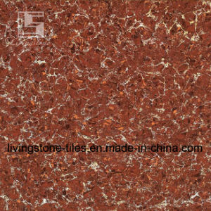 Brown Pulati Foshan Polihsed Porcelain Tile for Staircase pictures & photos