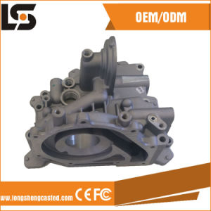 Aluminium Die Casting Motor Part on Wholesale Platform