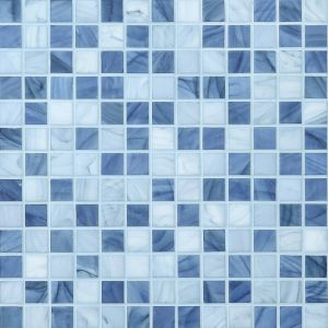 Water Glass Mosaic for Pool Building Material