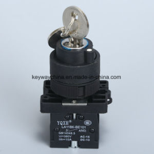 Key Switch/Push Button Switch with Ce/CB/CCC Certification pictures & photos