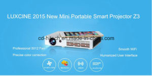 New Arrival! Ultra HD Smart Mini Short Throw 3D Projector Z3