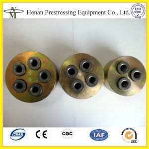 China High Tensile 1*7 Wire Strand and Prestressed Concrete Anchor ...