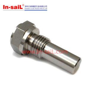 OEM Stainless Steel CNC Machining Connector pictures & photos