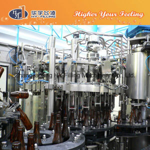 Small Capacity Glass Bottle Beer Filling Machinery pictures & photos