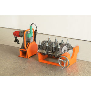 Bzh-160 Manual Control Welder Machine (Two Clamps) pictures & photos
