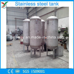 Vertical Steel Tank with SUS304
