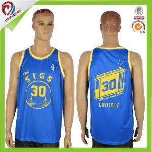 05014a92f4d65 China Blue Slim Fit Blank Mens Gym Stringer Singlet for Wholesale ...