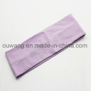 Hot Sale Fashion Custom Stretchy Headbands