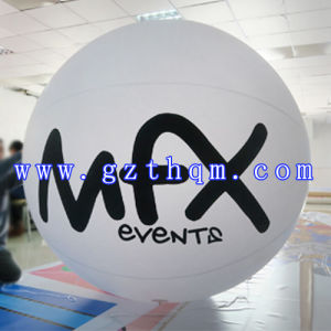 Inflatable Rounded Balloon/Light Helium Balloon/Inflatable PVC Balloon pictures & photos