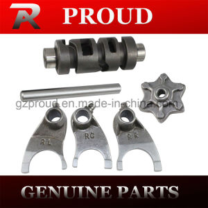 High Quality Proud Grear Change Drum Set Motorcycle Parts pictures & photos