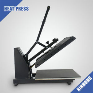 One Year Warranty Semi-Automatic Heat Press Transfer Machine HP3804DX pictures & photos