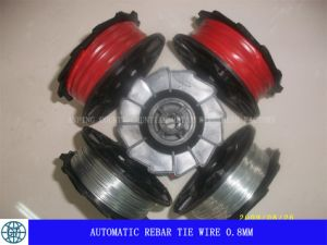 Rebar Tying Wire Reels Used for Automatic Binding pictures & photos