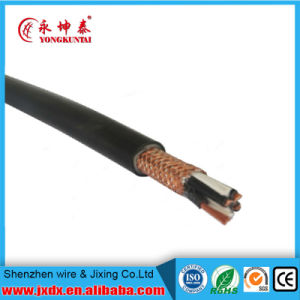 PVC Insulated Copper Wire Braided Shielding Control Cable pictures & photos