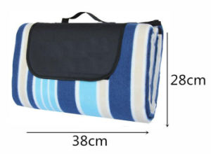 200 * 200 Cm Proof Suede Picnic Mat pictures & photos