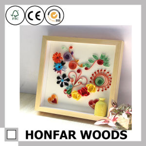 China Decoration Wood Shadow Box Or Photo Frame China Picture