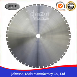 900mm Diamond Laser Saw Blade for Cutting Prestress Concrete pictures & photos