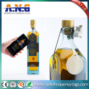 RFID NFC Bottle Tag Sticker for Wine and Medicine Management pictures & photos
