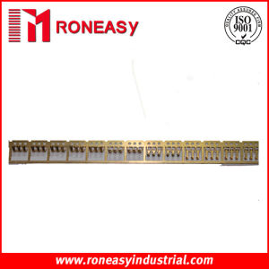 Precision Metal Progressive Die Stamping Strip (Model: RY-SS013)