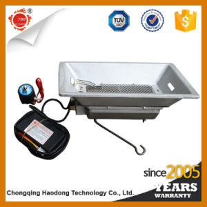 Portable Metal Gas Burner for Poultry House