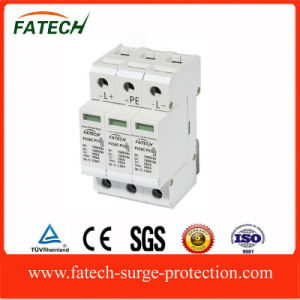 DC solar PV Lightning class 2 Surge protector pictures & photos