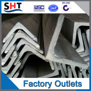 Good Quality Standard Size Angle Steel pictures & photos