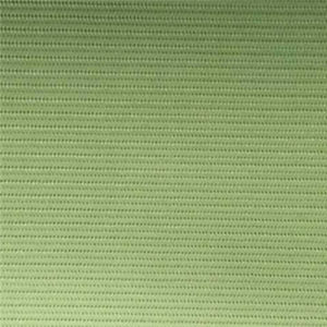 Green Color Double Needles Twill Stitch Bonded Non Woven for Shoes or Bags