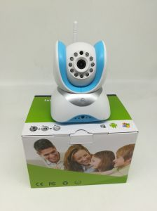 1 Megapixel Home Security Baby Monitor Camera Support Dual Talk /Alarm/TF Card Memory pictures & photos