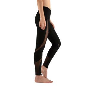 bce48f4ea7af3a China Sexy Lace Black Women′s Jogging Pants Yoga Leggings Tight ...