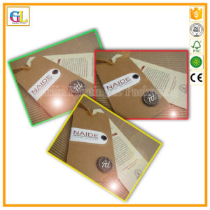 Brown Kraft Paper Business Cards Printing pictures & photos