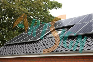 Tile Roof Solar Mounting System pictures & photos