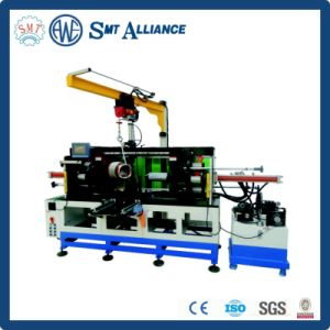 Horizontal Middle Forming Machine Used for Big Motor Stators