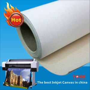 Eco Solvent Inkjet Matte Canvas Roll pictures & photos